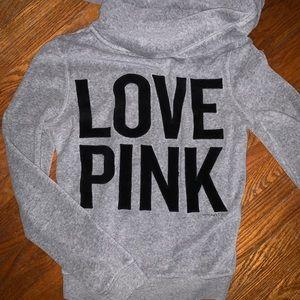 PINK 💕 Velour Sweatsuit